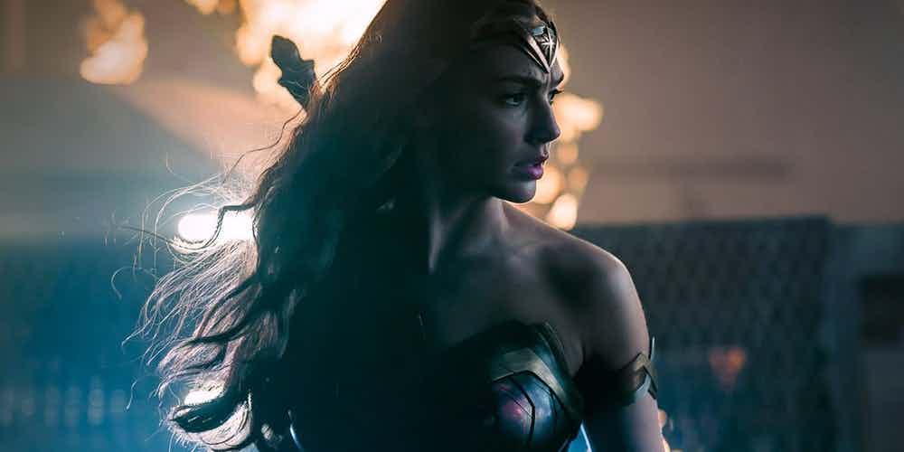 Wonder Woman Gal Gadot İzle